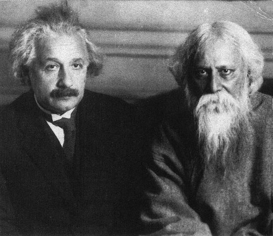 Einstein & Tagore