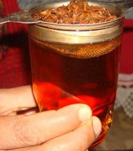 Finest Tea in the world: Organic to the T.Come to my place,I'l surely offer a cuppa